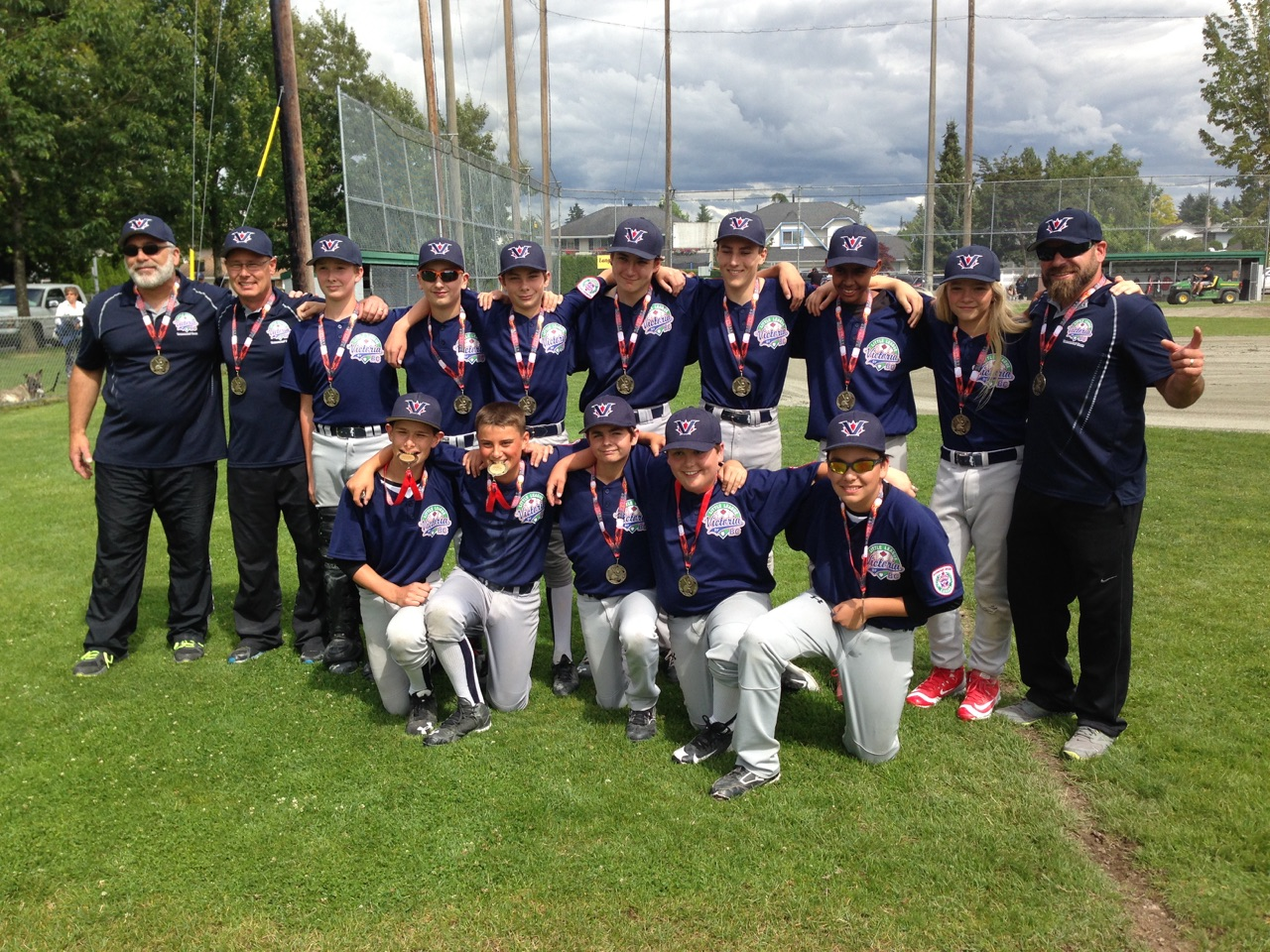 Intermediate team wins at Provincials..off to Canadians! Almost missed it.
