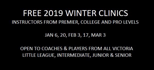 FREE 2019 WINTER CLINICS