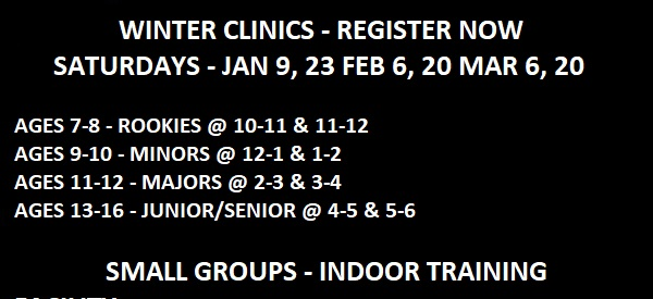 2021 Winter Clinics