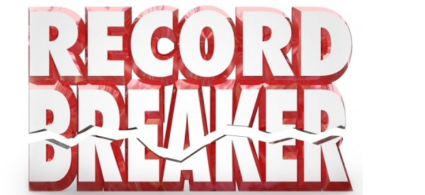 Another year of record registration numbers!