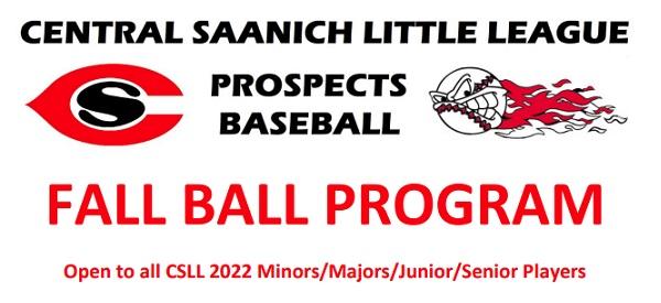 2022 Prospects Program (Fall Ball)
